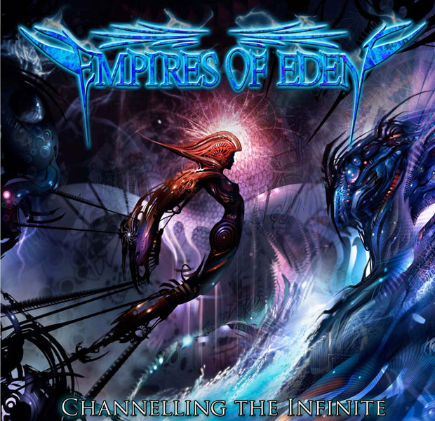 Empires of Eden unleashes 'Channelling the Infinite' feat. UDO, Rob Rock, Mike Dimeo and many more!