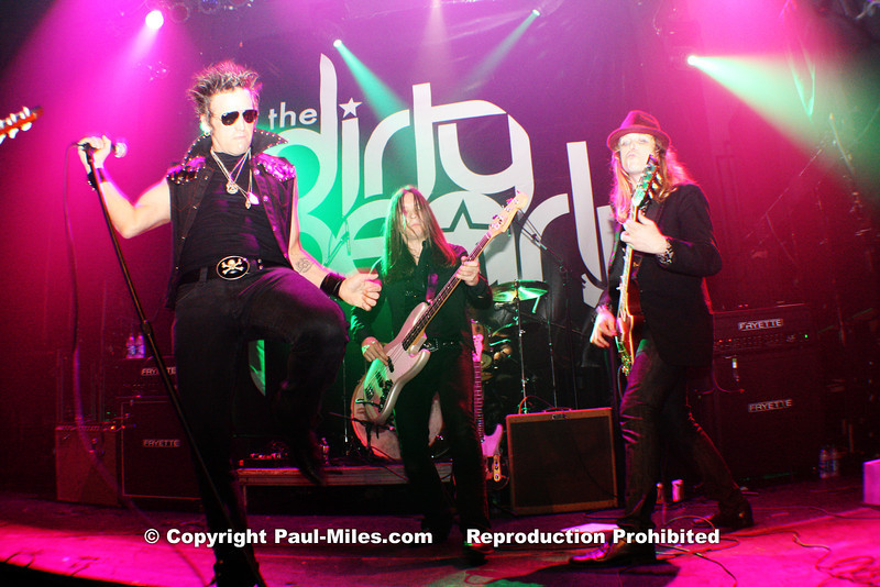 The Dirty Pearls – Gramercy Theatre, New York City – 5 May 2012