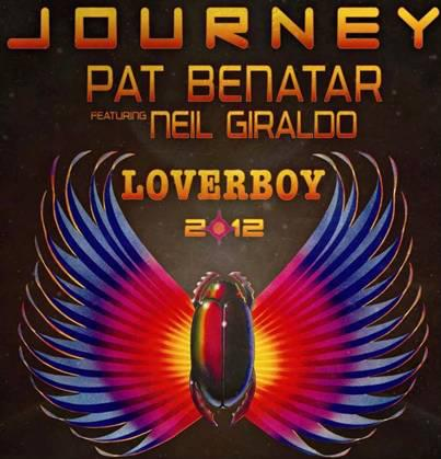 Loverboy – new song 'Heartbreaker' and USA tour with Journey & Pat Benatar!