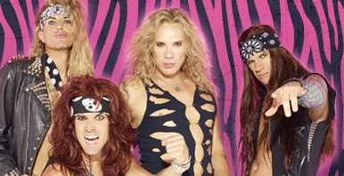 Steel Panther change venue for Melbourne show!