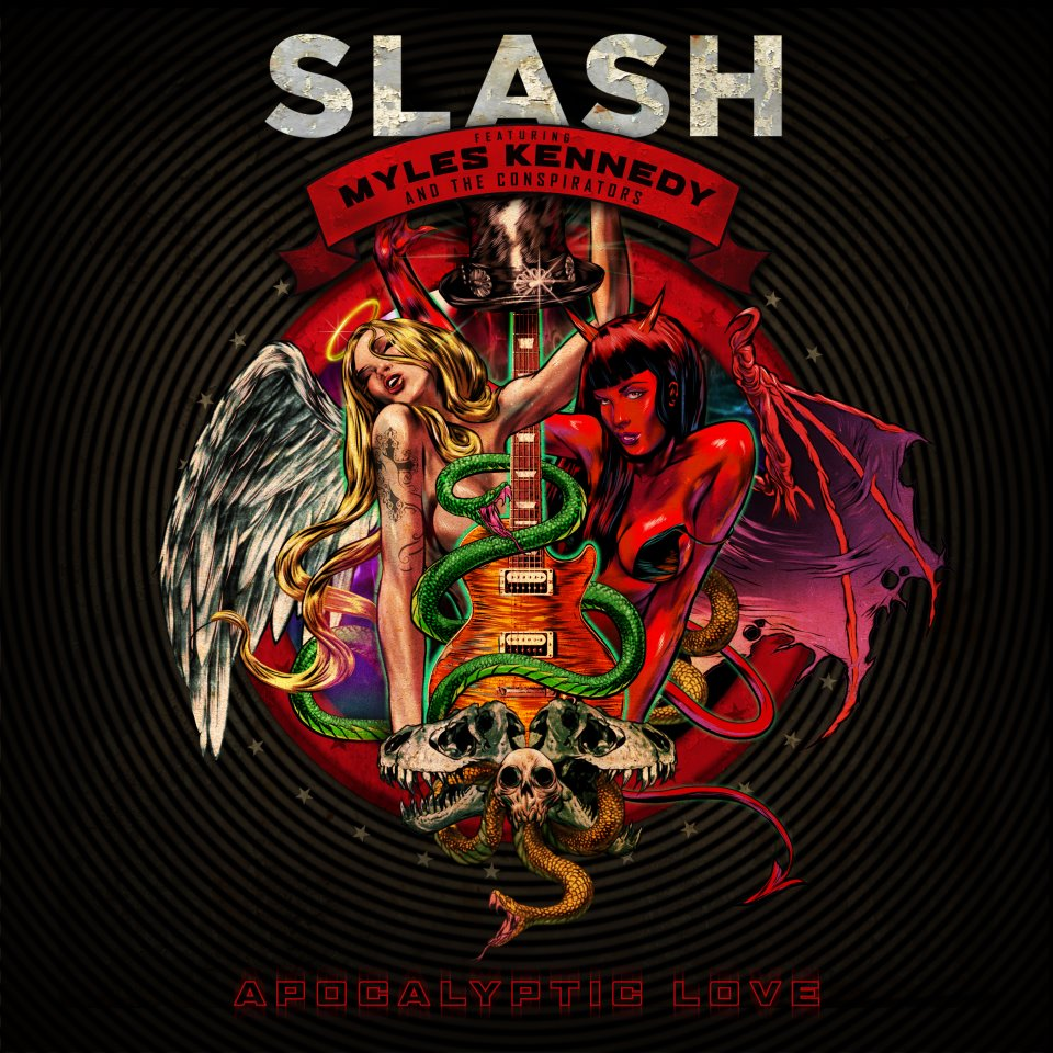 SLASH feat. Myles Kennedy and The Conspirators – Apocalyptic Love