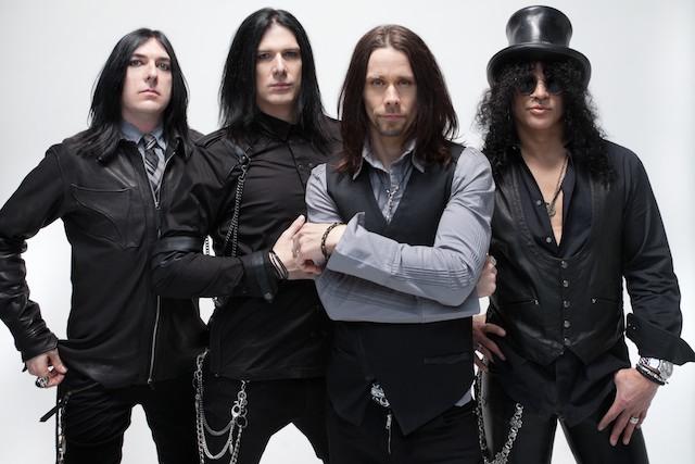 Slash announces Australian tour