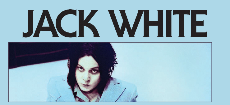 Jack White Australian shows in July