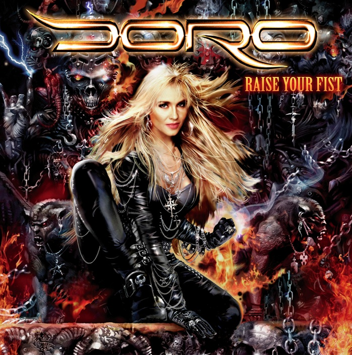 Doro new album details revealed for 'Raise Your Fist'