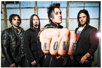 Papa Roach announce their sixth full length album, to be released October 2, 2012
