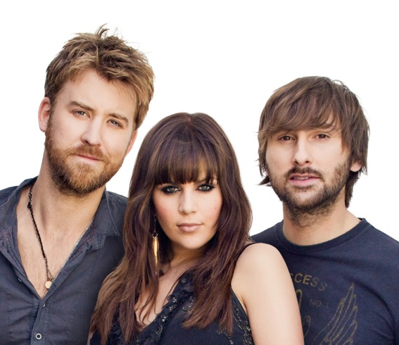 Lady Antebellum to extend their 'OWN THE NIGHT 2012 WORLD TOUR' in Australia this September
