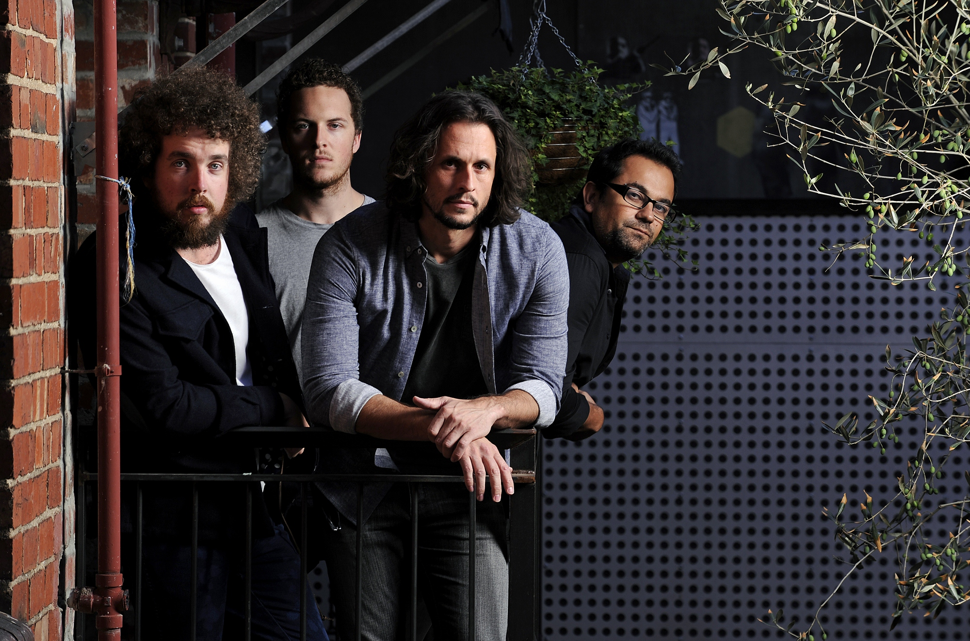 Zoophyte to support INXS and announce headline shows