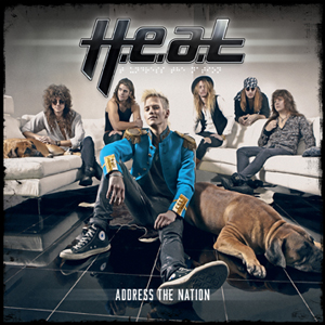 H.E.A.T – Address The Nation