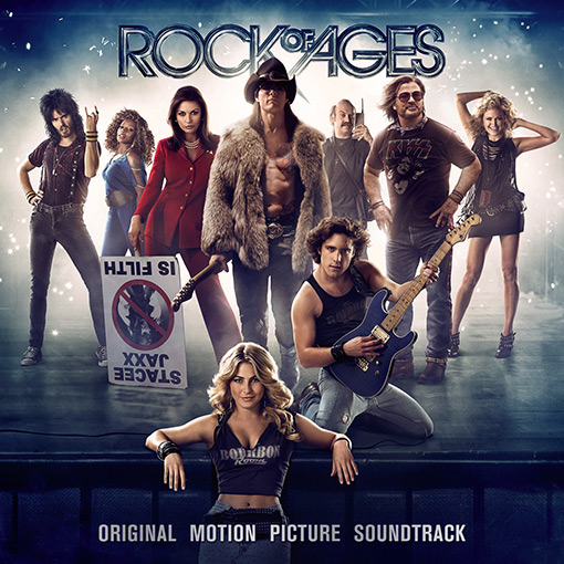 Rock Of Ages delivers anthemic film soundtrack on June 8th…
