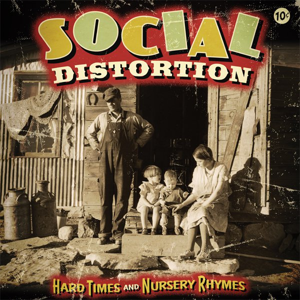 Social Distortion debut new video on Rolling Stone for 'Gimme The Sweet and Lowdown'