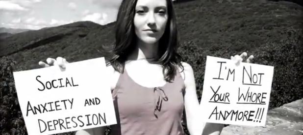 Crossfade debut fan video for 'Dear Cocaine'