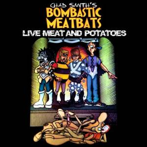 Chad Smith's Bombastic Meatballs return with first-ever concert set, 'Live Meat and Potatoes'