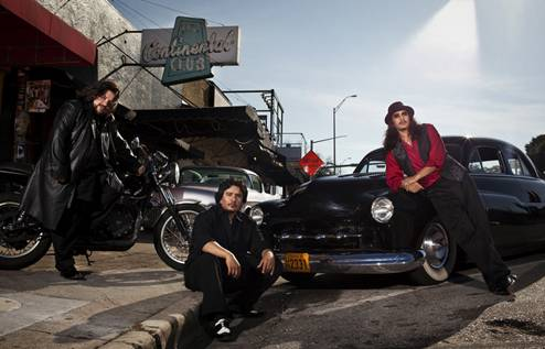 Los Lonely Boys to Headline UK Date  July 3rd at O2 Shepherd's Bush Empire