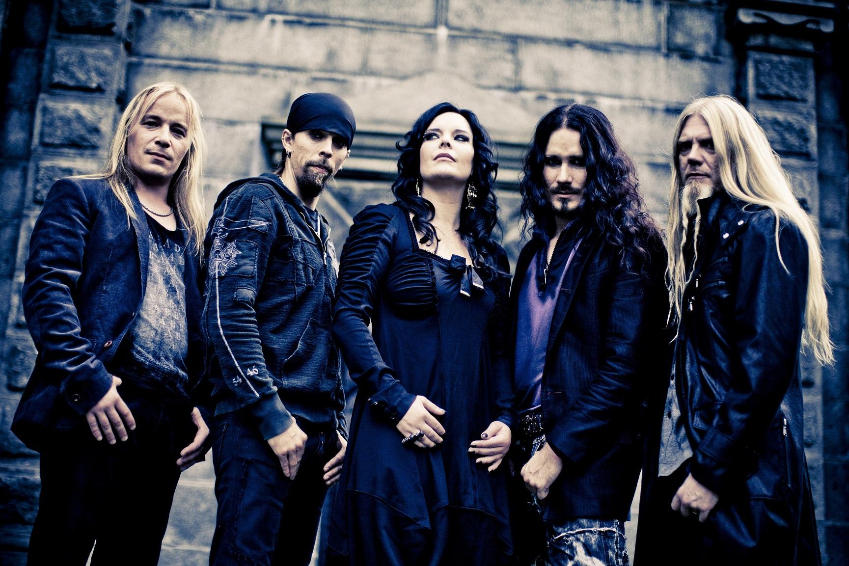 "Nightwish world premiere of ""Imaginaerum – The Movie"" and concert, Helsinki, Finland, November 10 2012"