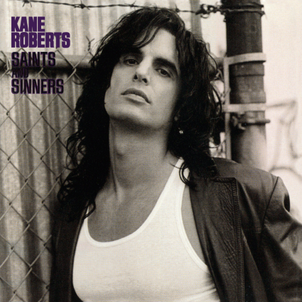 Kane Roberts to reissue 'Saints and Sinners'