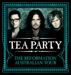 The Tea Party – The Hordern Pavilion, Sydney – July 21