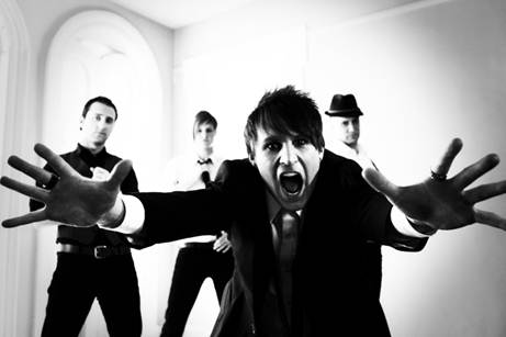 """3 Pill Morning debut album """"Black Tie Love Affair"""" out now!"""