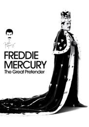 Freddie Mercury DVD release 'The Great Pretender' out on 28 September