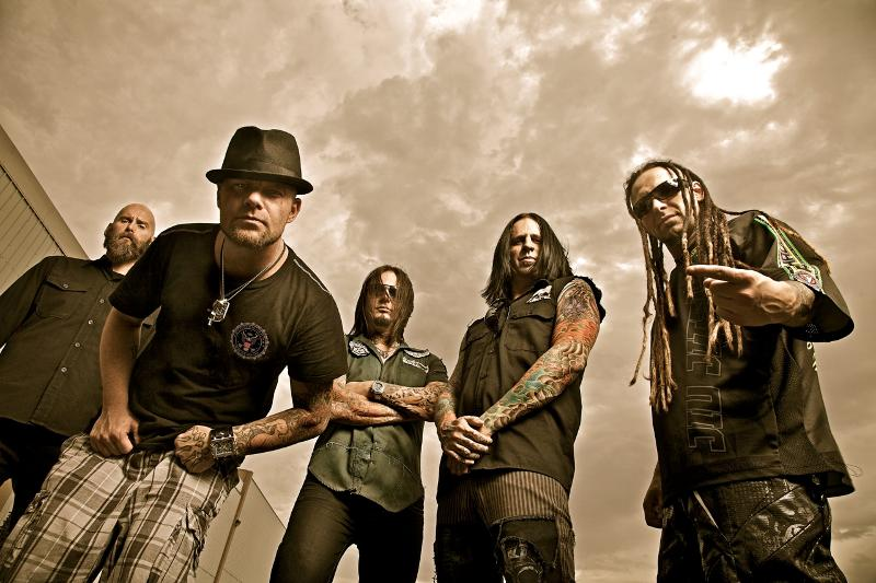 Five Finger Death Punch hits #1 with 'Coming Down'