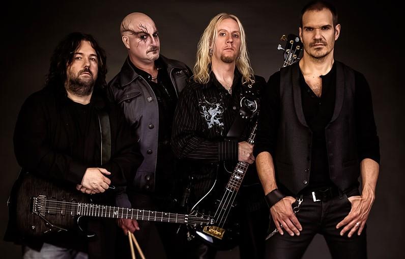 Introducing Impera featuring Tommy Denander, Matti Alfonzetti, J.K Impera & Mats Vassfjord