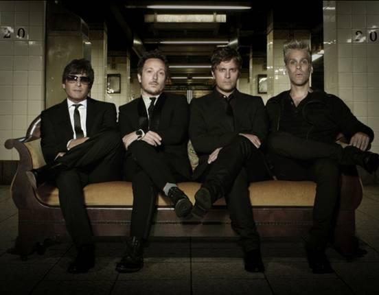 Matchbox Twenty announce Australian tour