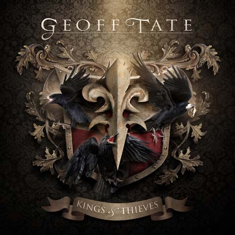 Geoff Tate to release his second solo album, Kings & Thieves on November 6, 2012