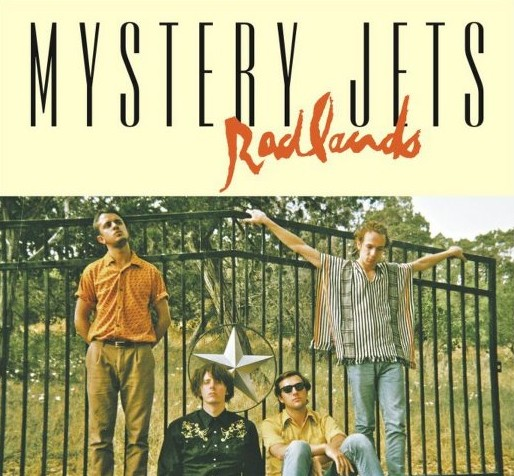 William Rees of Mystery Jets