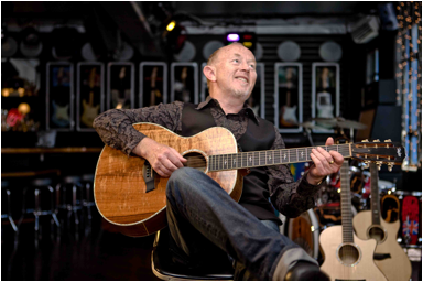 Dave Dobbyn's 'Slice Of Heaven' hits Australia