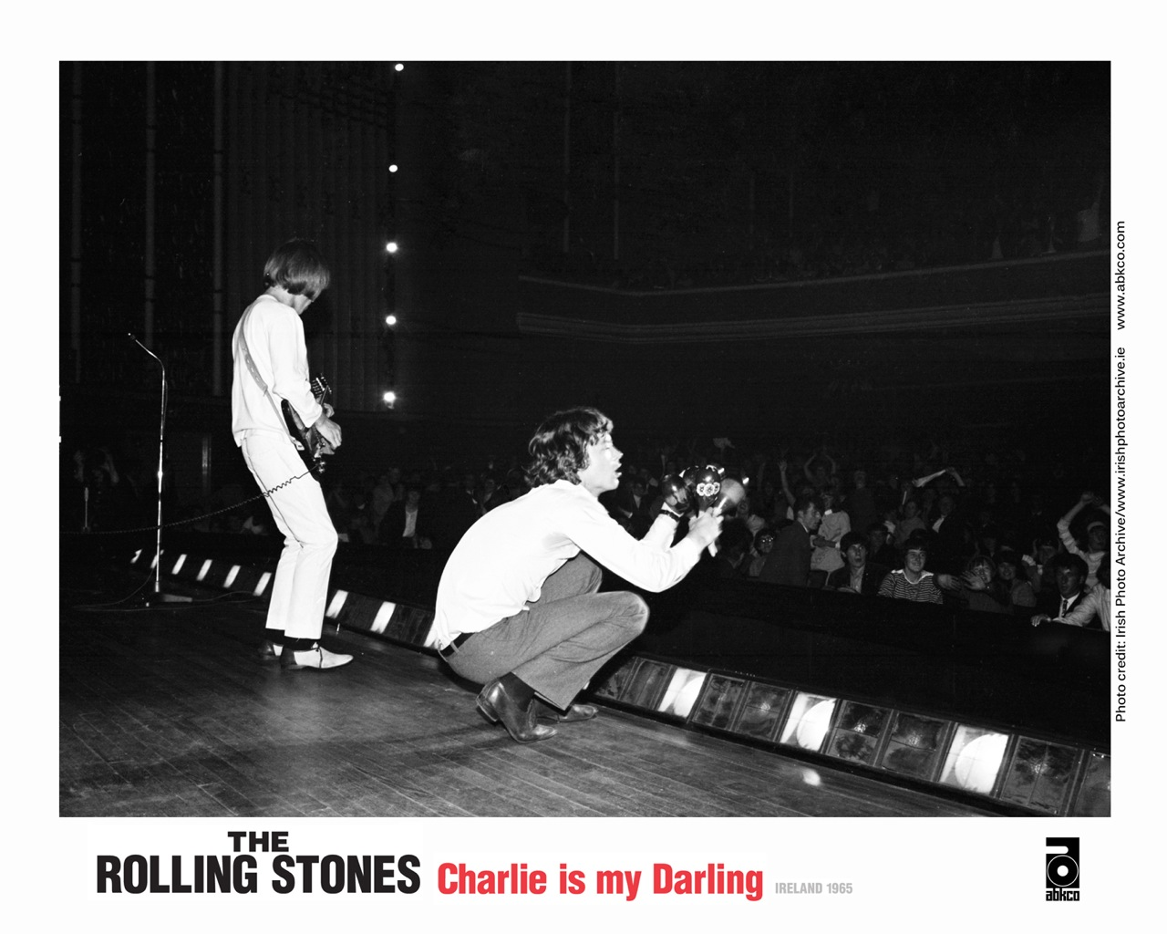 The Rolling Stones 'Charlie Is My Darling – Ireland 1965' Out November 2nd