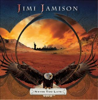 Jimi Jamison announces new solo album 'Never Too Late'
