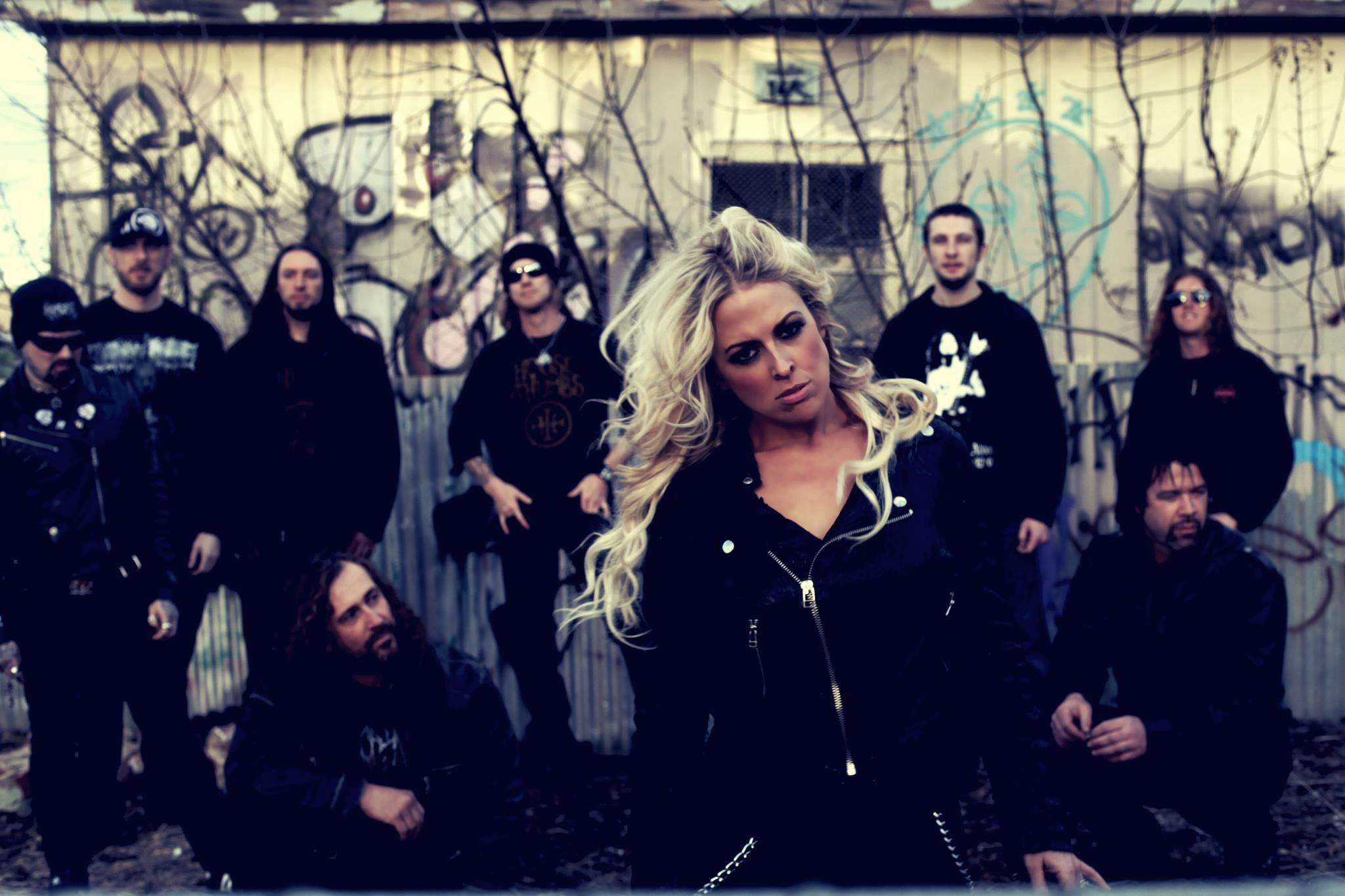 Heaven The Axe release new video clip for 'Enemy'