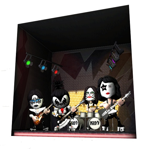 KISS launch a MONSTER new dimension with 3D Augmented Reality