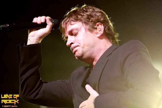 Matchbox Twenty – Rod Laver Arena, Melbourne, Australia – 20 October 2012