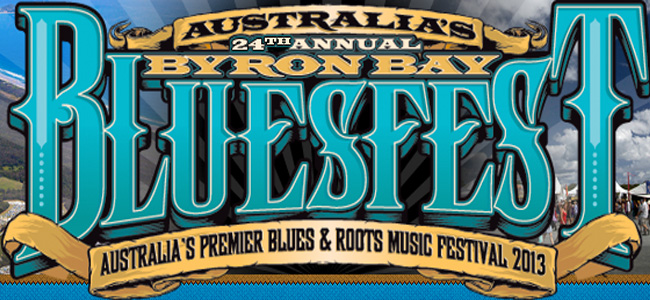 Byron Bay Bluesfest – Third wave of artists announcement!