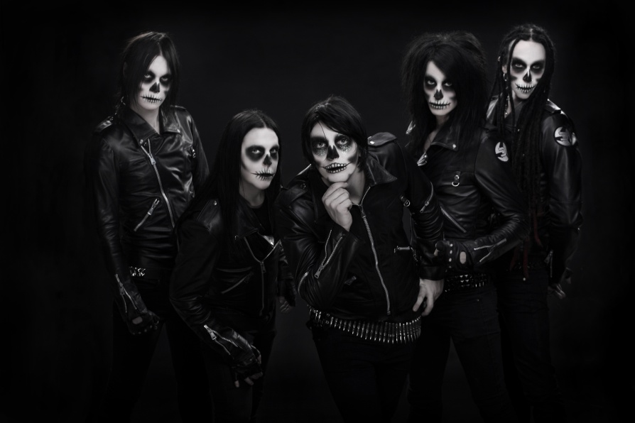 Deathstars – Australian East Coast Tour May 2013
