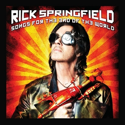 Rick Springfield – Songs For The End Of The World