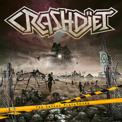 Crashdiet 'The Savage Playground' album details