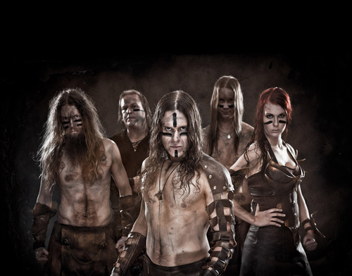 Ensiferum announce Australian tour, March 2013