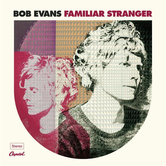 Bob Evans set to release 'Familiar Stranger' on March 15