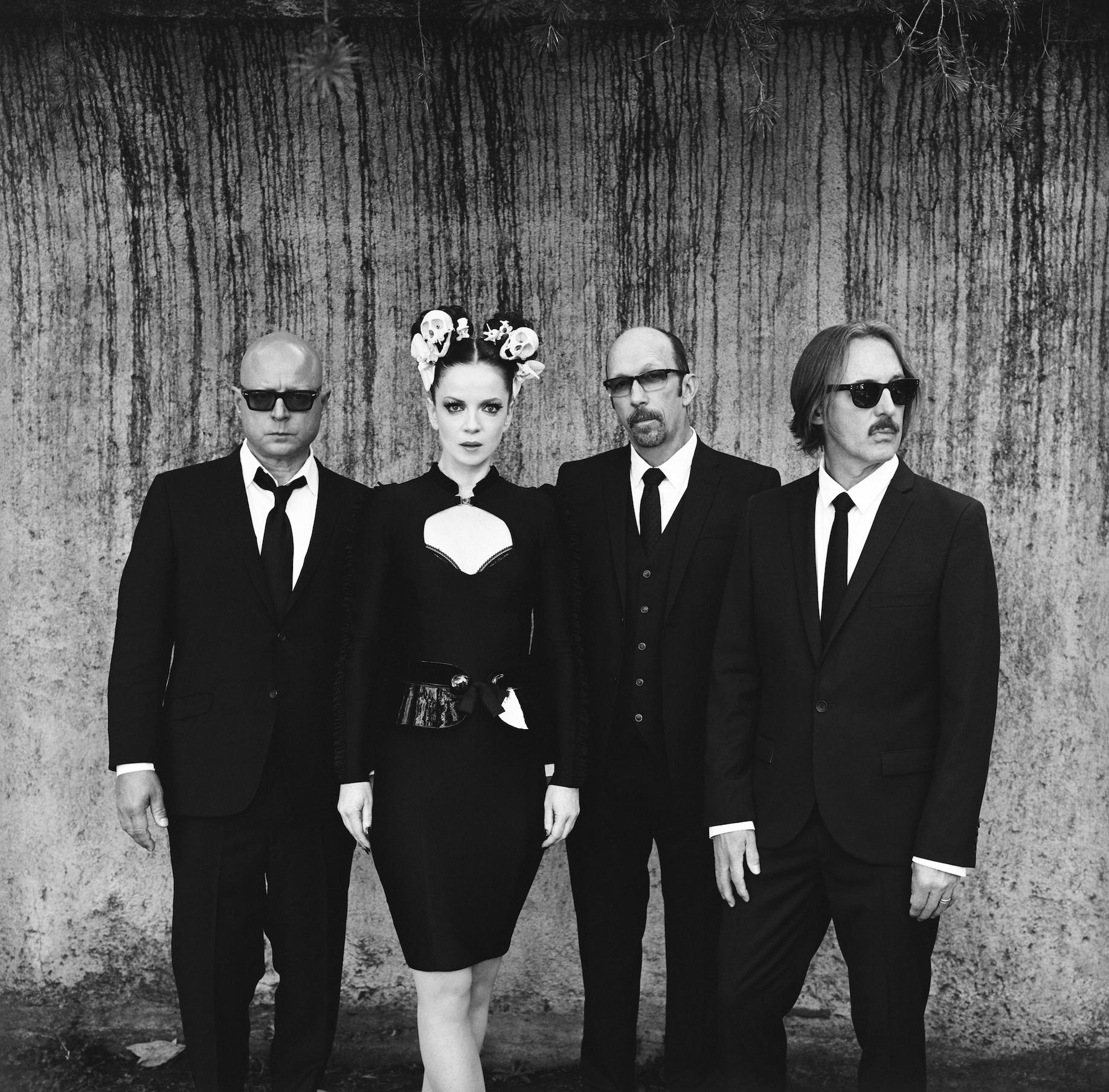 Garbage Soundwave sidewaves announced for Melbourne & Sydney!