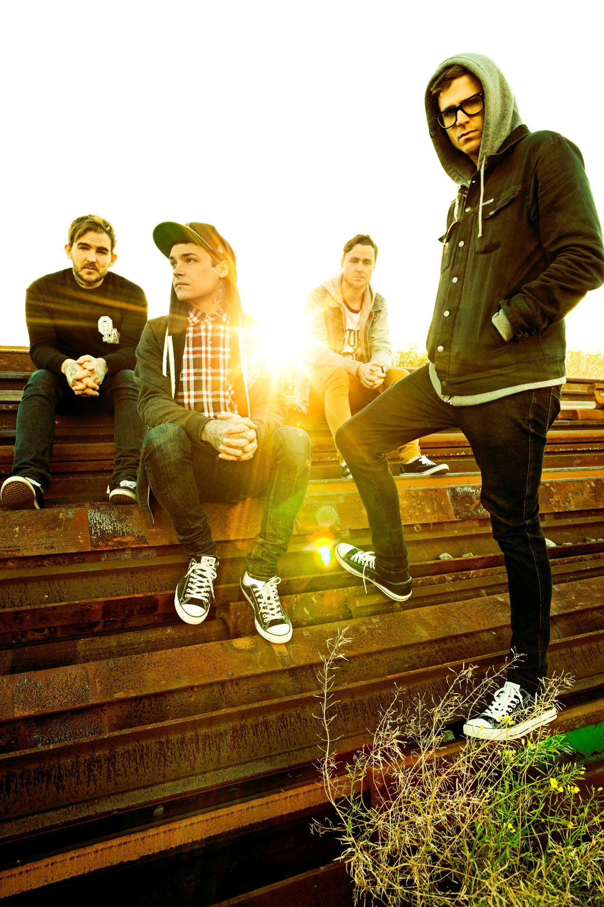 Push Over turns 21, with The Amity Affliction set to burn up the stage!