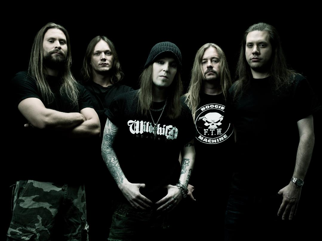 Children Of Bodom provide an update from the studio…
