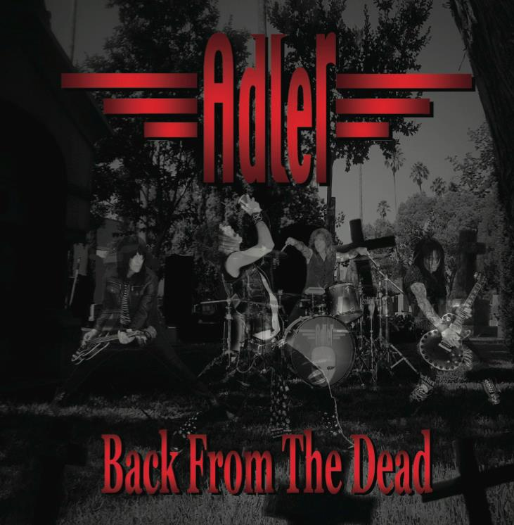 Adler – Back From The Dead