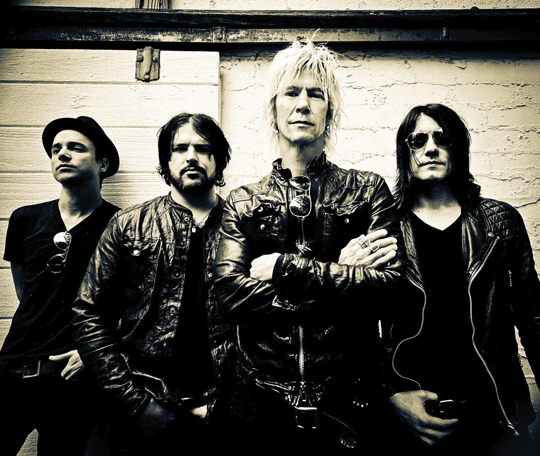 Duff McKagan's Loaded + Danko Jones Sidewaves announced!