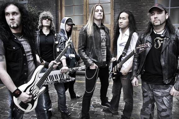 Dragonforce + The Sword Sidewaves announced!