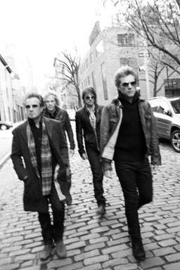 BON JOVI's 'Because We Can' Nets #1 global iTunes success in 12 countries, in advance of new album, 'What About Now', to be released March 22nd