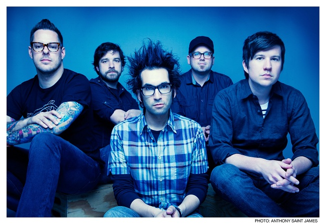 Motion City Soundtrack + The Early November + Deaf Havana Sidewaves announced!