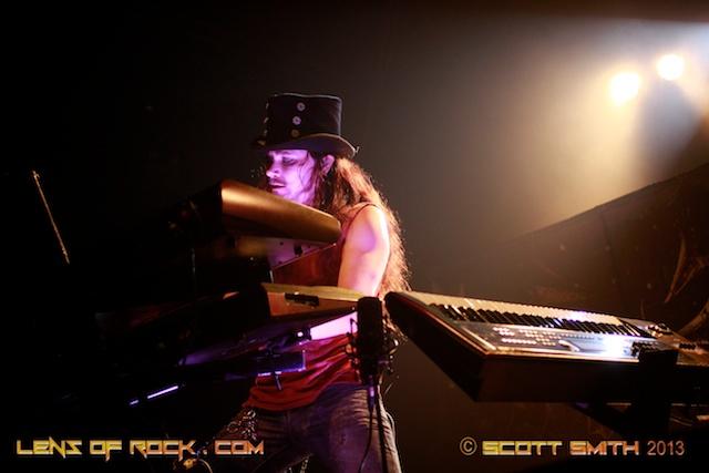 Nightwish – Palace Theatre, Melbourne Australia – 15th January 2013