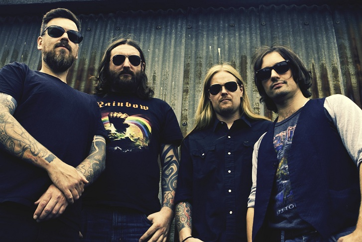 Orange Goblin added to Kyuss Lives! and Red Fang Sidewaves
