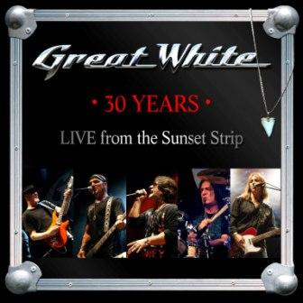 Great White new live album due in February!